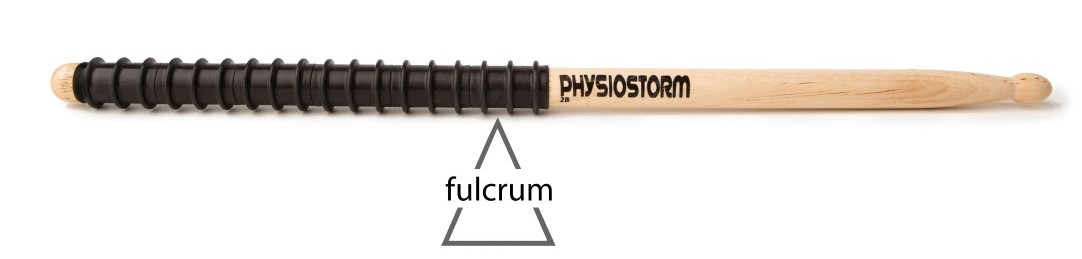 Physiostorm Drumsticks Fulcrum